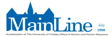 MAIN LINE UNIVERSITY OF FINDLAY