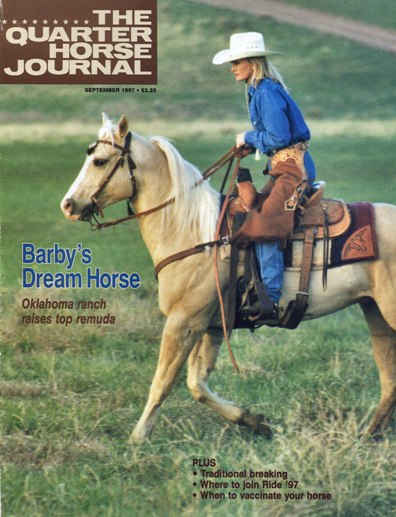 quarter horse journal lead changes article