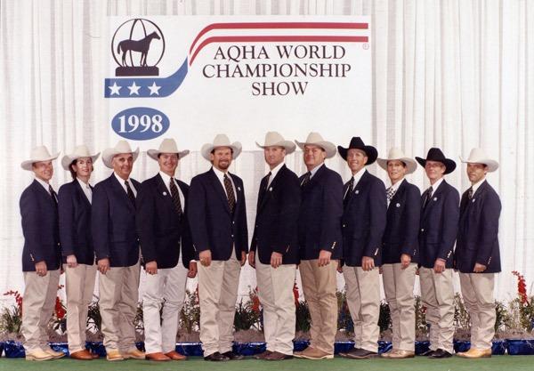 1998 AQHA World