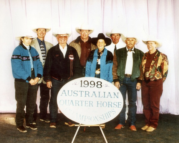 1998 Australian Championships