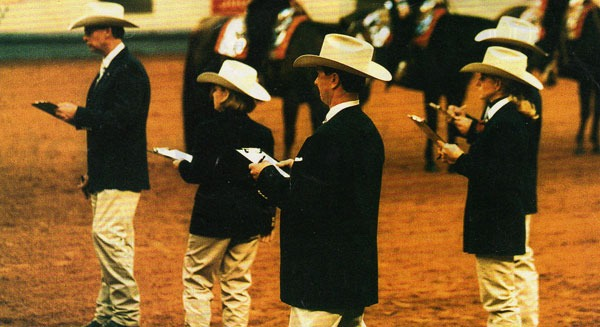 2000 World Show -- Photo credit QH Journal