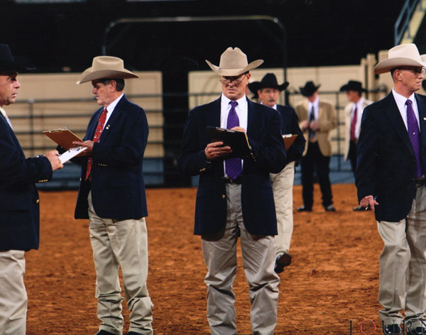 2010 World Show -- Photo credit QH Journal